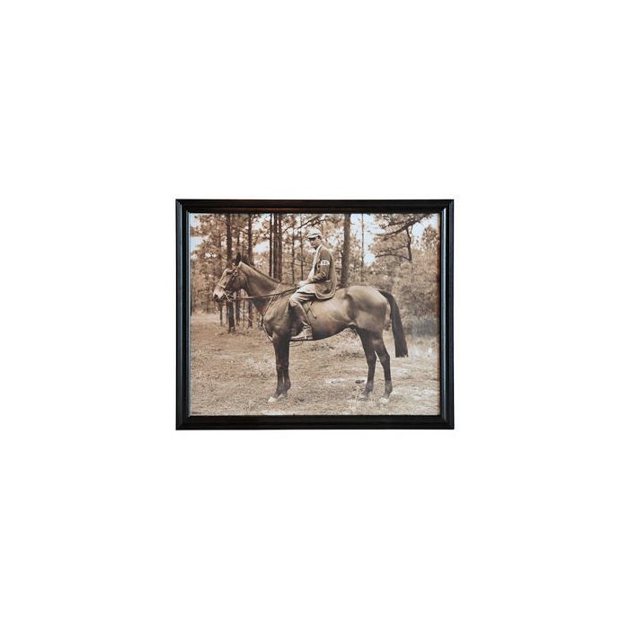 Картина-постер Мальчик на лошади