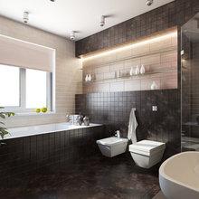 Фотография: Ванная в стиле Современный, Эклектика, Квартира, Дом, Дома и квартиры, IKEA – фото на InMyRoom.ru