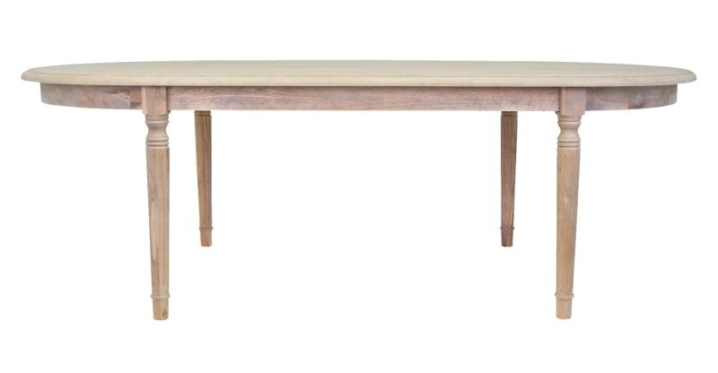 Купить Обеденный стол Tevi из массива дуба, inmyroom, Китай