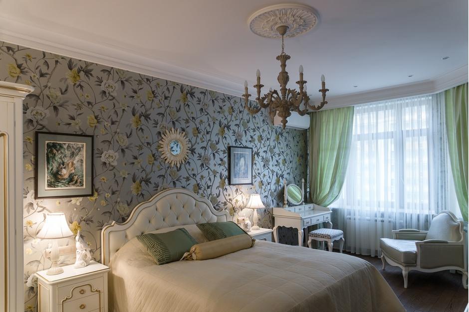 Фотография:  в стиле , Спальня, Карта покупок, Мебель и свет, Маргарита Мустафина – фото на InMyRoom.ru