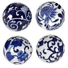 Декоративные шары (4 шт)