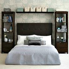 Фотография: Спальня в стиле Современный, Интерьер комнат, Декор – фото на InMyRoom.ru