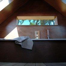 Фотография: Ванная в стиле Современный, Дом, Дома и квартиры, Городские места, Переделка – фото на InMyRoom.ru