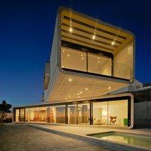 Фото из портфолио Концептуальный дом в Испани – фотографии дизайна интерьеров на INMYROOM