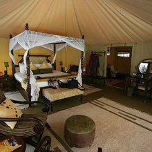 Фотография: Спальня в стиле Кантри, Современный, Индустрия, События, Отель, Архитектурные объекты – фото на InMyRoom.ru