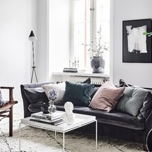 Фото из портфолио Мечтательная спальня и оригинальные детали – фотографии дизайна интерьеров на InMyRoom.ru