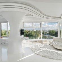 Фото из портфолио 50 оттенков белого – фотографии дизайна интерьеров на InMyRoom.ru