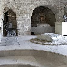 Фотография: Спальня в стиле Скандинавский, Дом, Италия, Дома и квартиры, Балки – фото на InMyRoom.ru