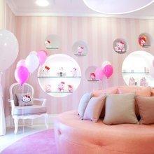 Фото из портфолио Cалон красоты Hello Kitty открыл двери в Дубаи – фотографии дизайна интерьеров на INMYROOM