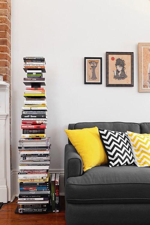 Фотография: Аксессуары в стиле , Декор интерьера, Дизайн интерьера, Цвет в интерьере, Желтый – фото на InMyRoom.ru