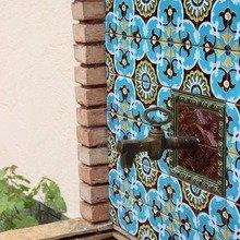 Фото из портфолио Плитка ручной работы – фотографии дизайна интерьеров на InMyRoom.ru