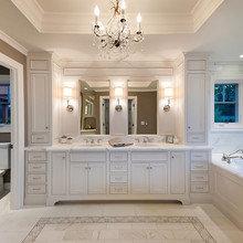 Фотография: Ванная в стиле Классический, Современный, DIY, Интерьер комнат – фото на InMyRoom.ru