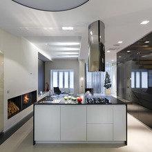 Фото из портфолио Дизайн 3-х этажной квартиры в Санкт-Петербурге – фотографии дизайна интерьеров на INMYROOM