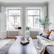 Фото из портфолио  Grev Magnigatan 16, Östermalm – фотографии дизайна интерьеров на INMYROOM