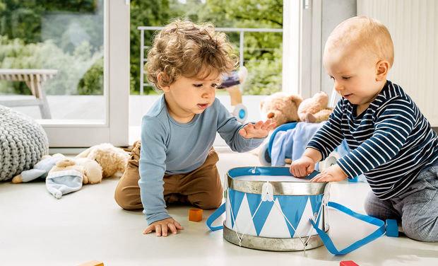 Фотография:  в стиле , Детская, Квартира, BOSCH, Советы, Finish – фото на InMyRoom.ru