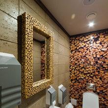 Фото из портфолио Ресторан «CHALET» в стиле шале – фотографии дизайна интерьеров на INMYROOM