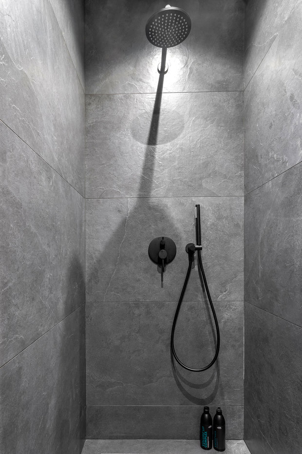 Фотография: Ванная в стиле Лофт, Квартира, Проект недели, Санкт-Петербург, Кирпичный дом, 2 комнаты, 40-60 метров, Bobo.space – фото на INMYROOM