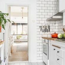 Фото из портфолио Скандинавский интерьер – это обилие белого цвета – фотографии дизайна интерьеров на INMYROOM