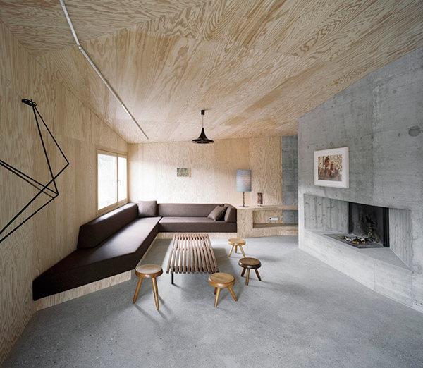 Фотография: Гостиная в стиле , Декор интерьера, Дизайн интерьера, Цвет в интерьере, Серый – фото на InMyRoom.ru