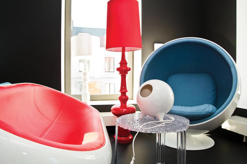 Фотография: Мебель и свет в стиле Хай-тек, Карта покупок, Индустрия, Маркет, Cosmorelax – фото на InMyRoom.ru