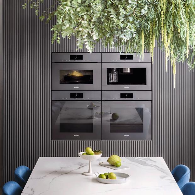 Фотография: Кухня и столовая в стиле Современный, Минимализм, Miele, Гид, G7000, кухонная техника – фото на INMYROOM