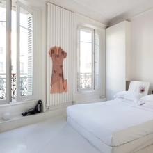 Фото из портфолио Rue Réaumur : КВАРТИРА ДЛЯ РЕЛАКСА В ПАРИЖЕ – фотографии дизайна интерьеров на INMYROOM