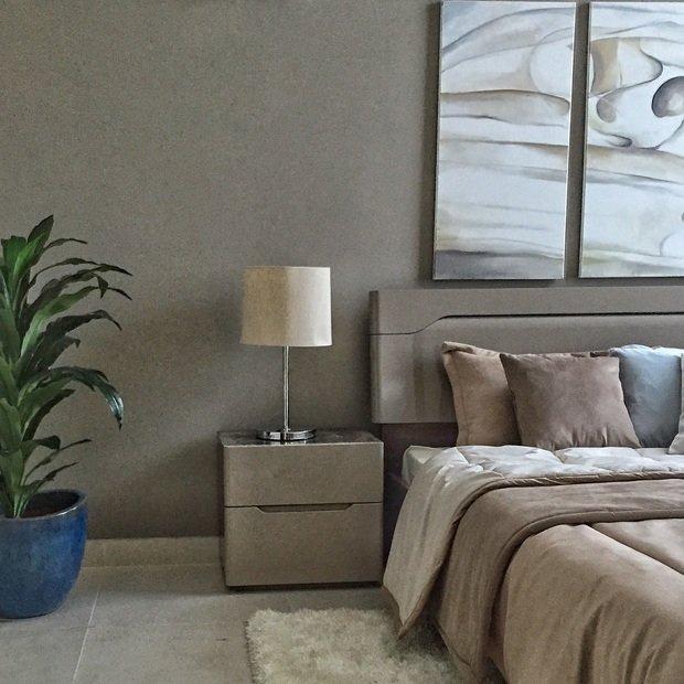 Фото из портфолио 4ех комнатная квартира на Амвадж Айлэнд, Бахрейн  – фотографии дизайна интерьеров на INMYROOM