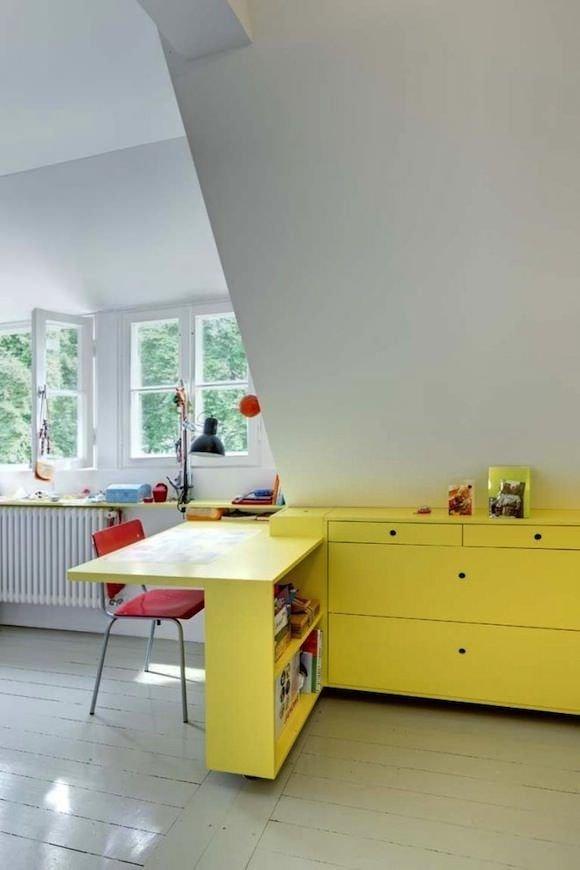 Фотография: Офис в стиле Скандинавский, Современный, Детская, Кабинет, Декор интерьера, Декор дома – фото на InMyRoom.ru