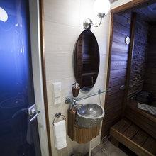 Фото из портфолио Роскошный ОТЕЛЬ-ЛЮКС в Исо-Сюёте – фотографии дизайна интерьеров на InMyRoom.ru