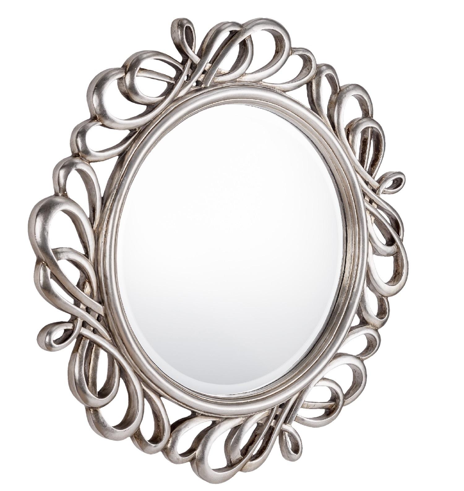 Картинка зеркало круглое
