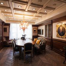Фото из портфолио Шоу-рум итальянской фабрики Moletta – фотографии дизайна интерьеров на InMyRoom.ru