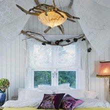 Фотография: Спальня в стиле Кантри, Декор интерьера, Мебель и свет, Декор дома, Светильники, Зеркала – фото на InMyRoom.ru