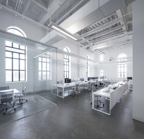 Фотография: Офис в стиле Современный, Хай-тек, Офисное пространство, Дома и квартиры – фото на InMyRoom.ru