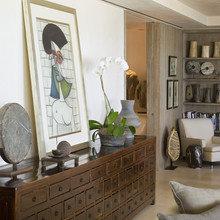 Фотография: Гостиная в стиле Эклектика, Восточный, Декор интерьера, Декор дома, Восток – фото на InMyRoom.ru