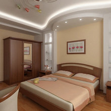 Фотография: Спальня в стиле Классический,  – фото на InMyRoom.ru