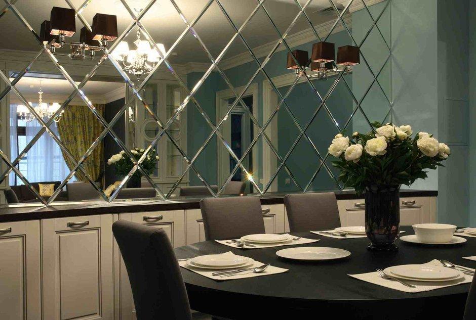 Фотография: Кухня и столовая в стиле , Классический, Квартира, Дома и квартиры – фото на InMyRoom.ru