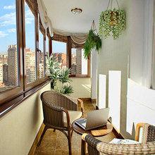 Фотография: Балкон в стиле Классический, Современный, Декор интерьера, DIY, Интерьер комнат – фото на InMyRoom.ru
