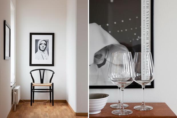 Фотография: Прочее в стиле , Малогабаритная квартира, Квартира, Австралия, Цвет в интерьере, Дома и квартиры, Белый, Ретро – фото на InMyRoom.ru