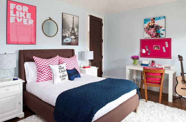 Фотография: Спальня в стиле Современный, Декор интерьера, DIY, Хранение, Советы – фото на InMyRoom.ru