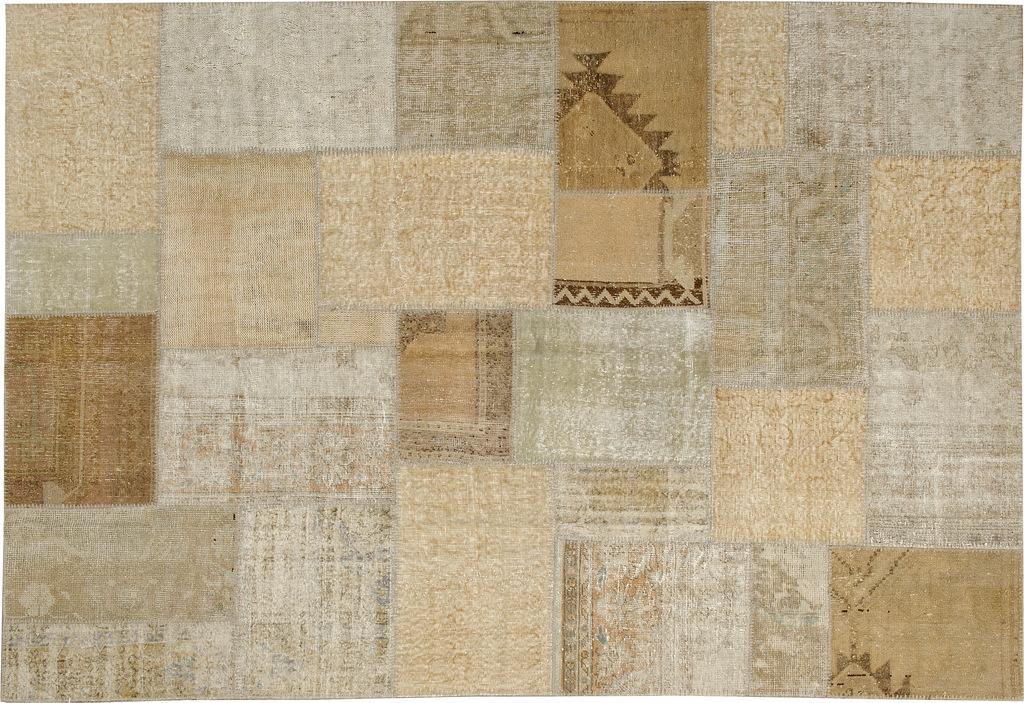 Купить Ковер Patchwork 300x207, inmyroom, Турция