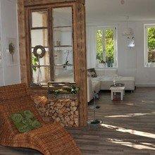 Фотография: Гостиная в стиле Кантри, Мебель и свет, IKEA, Интервью, ИКЕА – фото на InMyRoom.ru
