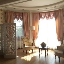 Фото из портфолио Загородный дом в Краснодарском крае – фотографии дизайна интерьеров на INMYROOM