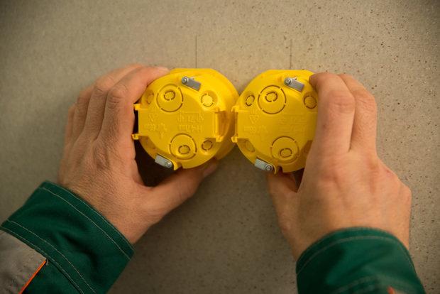 Фотография:  в стиле , Ремонт на практике, Schneider Electric – фото на InMyRoom.ru