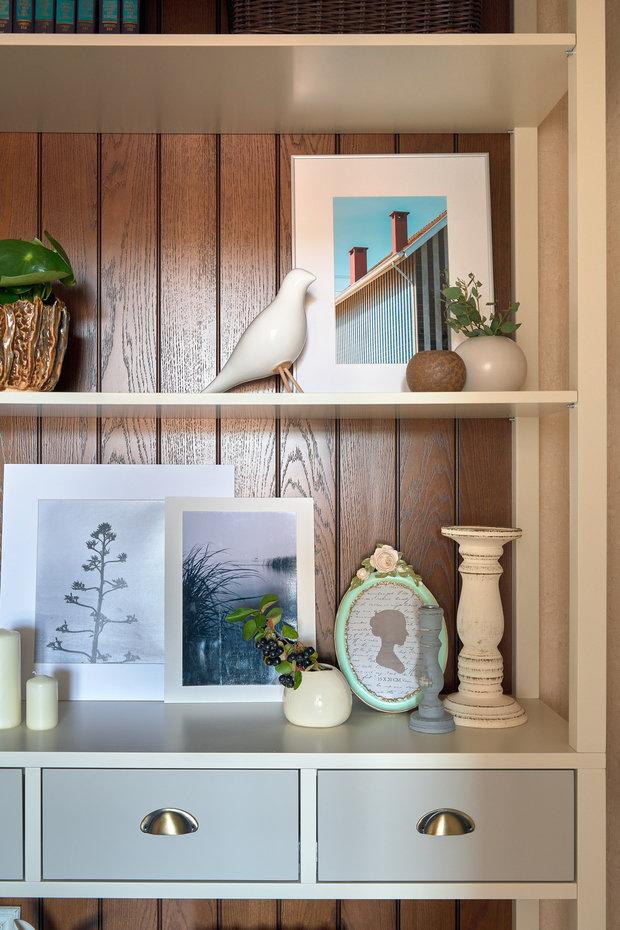 Фото из портфолио Квартира в стиле прованс в Опалихе – фотографии дизайна интерьеров на INMYROOM