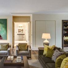 Фотография: Гостиная в стиле , Декор интерьера, Дом, Дома и квартиры – фото на InMyRoom.ru