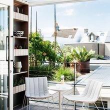 Фото из портфолио Интересные идеи для балкона – фотографии дизайна интерьеров на InMyRoom.ru