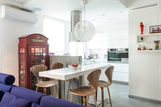 Фотография: Кухня и столовая в стиле Хай-тек, Декор интерьера, Декор дома – фото на InMyRoom.ru