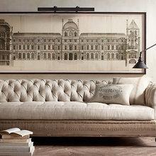 Фотография: Декор в стиле Лофт, Классический, Декор интерьера, Декор дома, Картины – фото на InMyRoom.ru