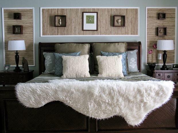 Фотография: Спальня в стиле Классический, Современный, Восточный, Декор интерьера, Квартира, Дом, Декор, Ремонт на практике, Эко – фото на InMyRoom.ru