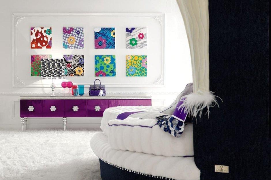 Фотография: Спальня в стиле Классический, Современный, Эклектика, Декор интерьера, Интерьер комнат, AltaModa, Проект недели – фото на InMyRoom.ru